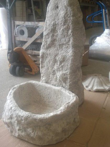 "Trogbrunnen ""Fontana Marina"""