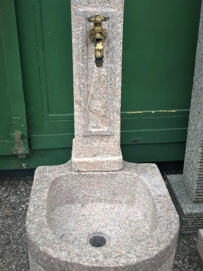 "Granitbrunnen ""Lockenhaus"""
