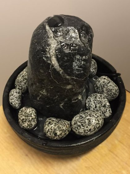 Zimmerbrunnen Moonstone