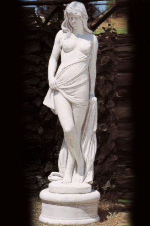 """Gartenfigur """"Adeline con velo"""""""