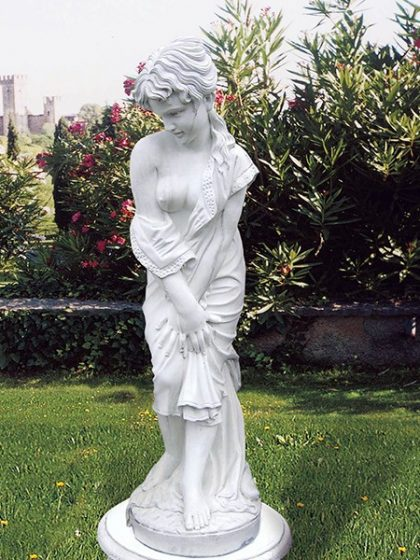 "Gartenfigur ""Afrodite La Bellezza"" IP"