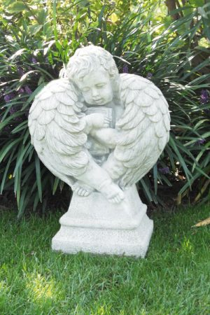 "Gartenfigur ""Angelo Custode"" IP"