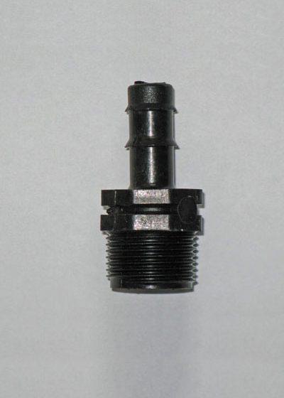 """Anschlussstück 16mm 1/2"""" AG"""