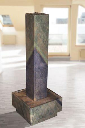 """Azul-Imperial-Stelenbrunnen """"Blue-Sea"""""""