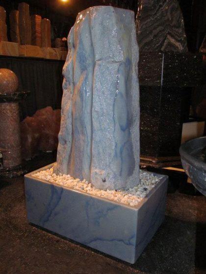 """Azul Macauba-Brunnen """"Blue Horizon"""""""
