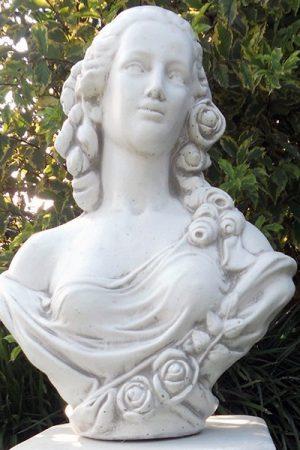 "Gartenfigur ""Busto Dama""  IP"