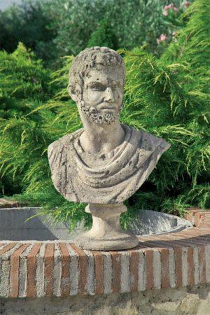 """Büste Herrscher """"Busto Imperatore corroso"""""""