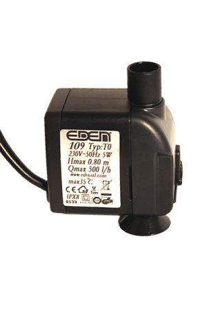 Pumpe Eden 109 500l/h