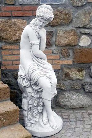 """Gartenfigur """"Eirene La Pace"""" IP"""