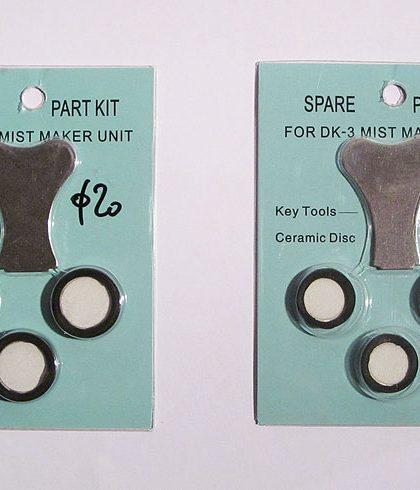 Nebler Ersatzmembran-Set d: 20mm; inkl. Schlüssel