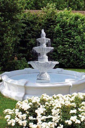 "Stilbrunnen ""Fontana Bordighera"" IP"