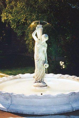 "Stilbrunnen ""Fontana Napoli"" IP"