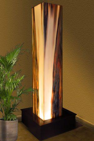Sölkermarmor-Lichtbrunnen-Gigant 223 cm