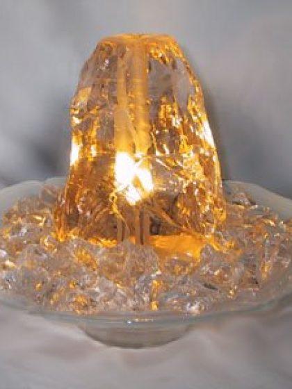 """Glasbrunnen """"Lumix"""""""