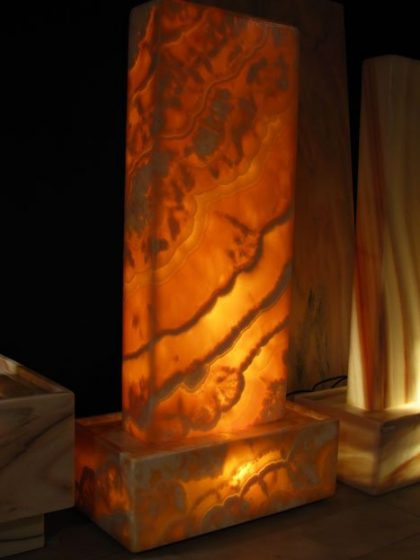 Lichtbrunnen Harmony-Onyx Pharao