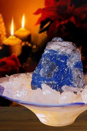 Zimmerbrunnen  Lapis Lazuli