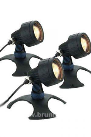 Unterwasser Scheinwerfer Lunaqua 3 Set 3