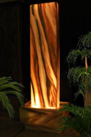 """Lichtbrunnen """"Luxor"""""""