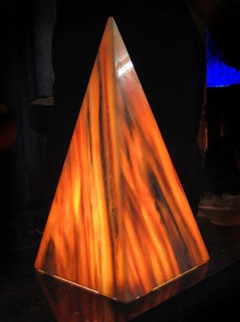 Leuchtpyramide