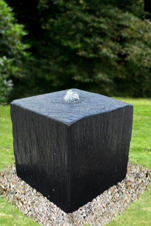 """Schiefer-Brunnen """"Cube"""""""