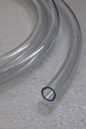 PVC- Klarsichtschlauch d:13-14mm