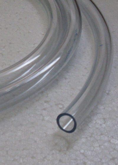 PVC- Klarsichtschlauch d: 12/16mm