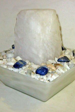Selina Bergkristall, Zimmerbrunnen