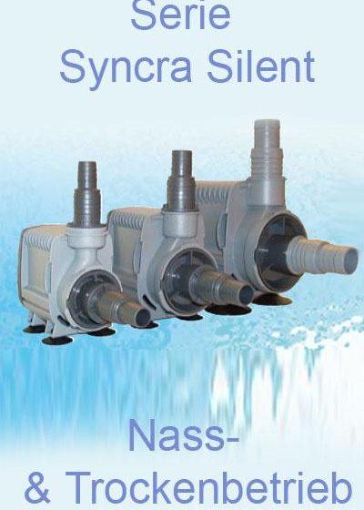 Pumpe Sicce Syncra Silent 1.0-10 Meter Kabel
