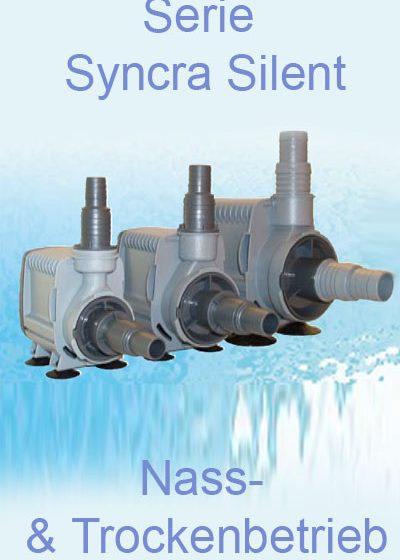 Pumpe Sicce Syncra Silent 5.0 - 5000l/h