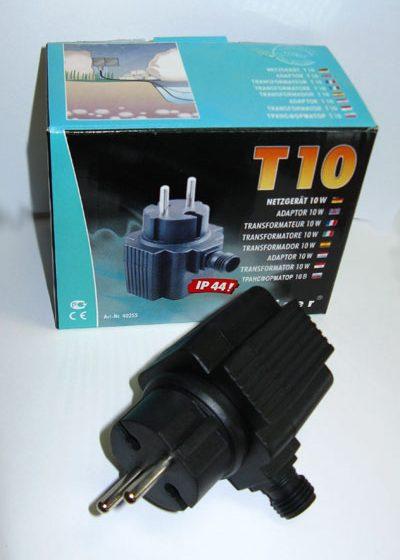 12V-Trafo (10W) zu Quellstar600-LED