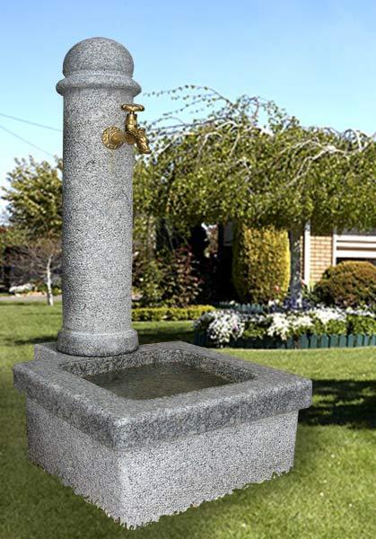"""Granitbrunnen """"Waldenstein"""""""