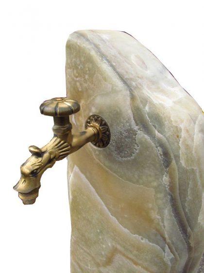 Trinkwasserbrunnen Caramel-Onyx