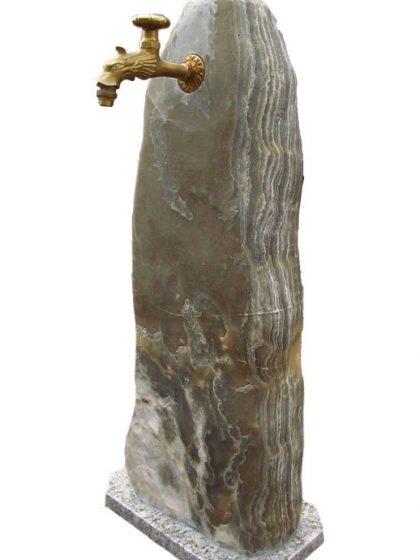 Trinkwasserbrunnen Onyx-Oliv