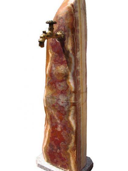 Trinkwasserbrunnen Red-Onyx